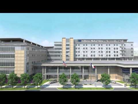 Fly-Through: Dell Seton Medical Center at The University of Texas