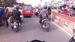 Download Video #4 Riding menuju Stadion Wibawa Mukti Part 1 Bersama Yamaha MT 25 MP3 3GP MP4