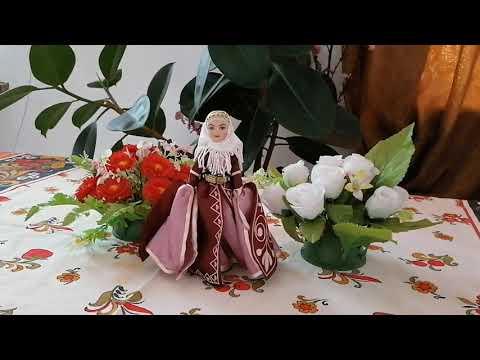 Светлана Краснодемская-Национальные костюмы ( Часть - 2)(6+)