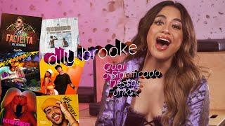 Baixar Desafio com Ally Brooke: qual o significado desses funks?