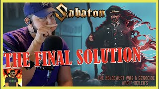 This One Hits Different | SABATON - The Final Solution (Official Lyric Video) | REACTION