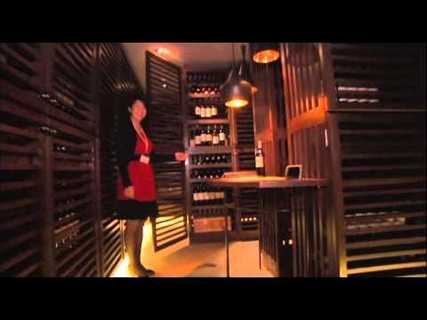 Tokyo Developer Creates Apartment For Wine Lovers