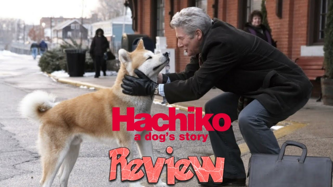 Hachiko: A Dog's Story Review - YouTube