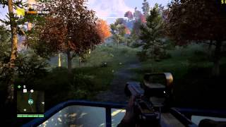 Far Cry 4 ATI 290x i7 4820 OC 4400mhz ultra settings FPS