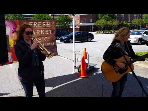 Katie Martin Duet with Marie Robertson at Fresh Market Music!