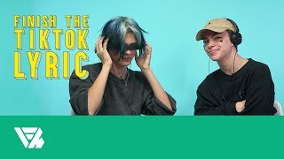 Finish the TikTok Lyric: Noen Eubanks and Chase Keith