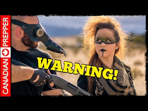 A Warning About Females in SHTF