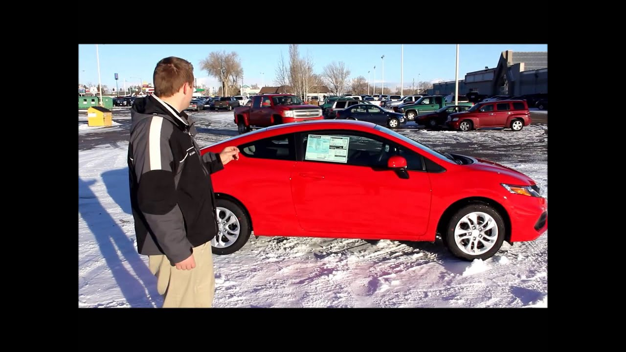 Smith Chevrolet Idaho Falls >> 2014 Honda Civic At The Smith Auto Group In Idaho Falls