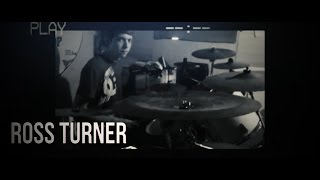 Ross Turner - Astral Planes (The Word Alive) - Official Drum Cover