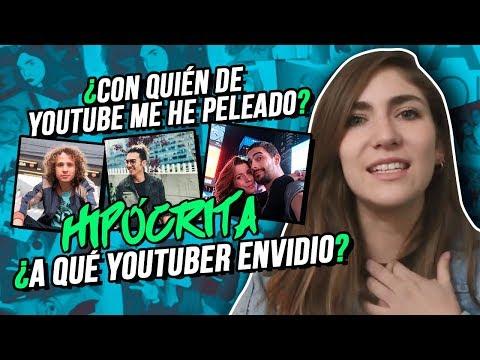 TAG DEL YOUTUBER HIPÓCRITA - Nath Campos