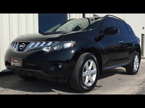 2009 Nissan Murano SL AWD - Heated Seats, Backup Camera, Alloy Wheels