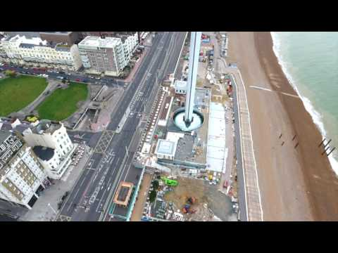 I 360, Brighton , East Sussex, England