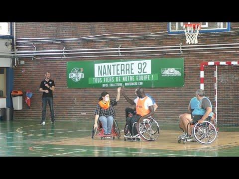 L'Hebdo - Nanterre 92 crée une section basket fauteuil