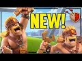 Gambar cover NEW Troop - Clash of Clans Update - SUPER Barbarians!