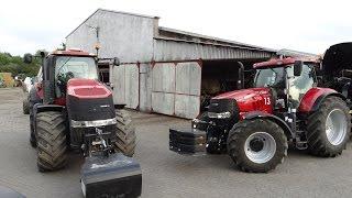 Rok w Gospodarstwie Rolnym Wojnowo! 11x Case, 3x Steyr, 3x Deutz-Fahr, 2x Claas