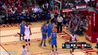 Dallas Mavericks vs Houston Rockets - Full Highlights | Game 2 | April 21, 2015 | 2015 NBA Playoffs