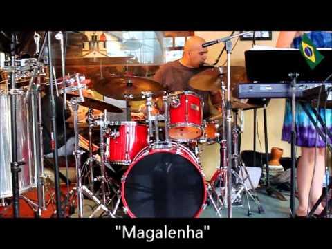 Brasuka - Brazilian Band montage.wmv