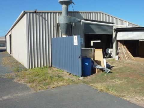 Slade Point - Only $750 Pw - 12X24m Stand Alone Shed  ...