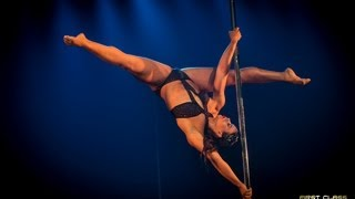 International Pole Dance fitness competition - Montreal 2013 by Hilarious Riders