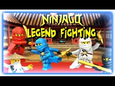 ninjago fighting games