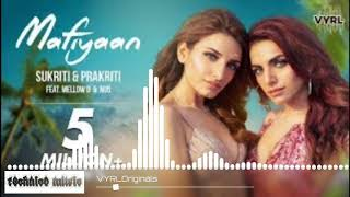 Mafiyaan - Sukriti & Prakriti New(Party-Song) technico music.