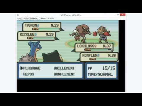 Lets play pokémon RF 7
