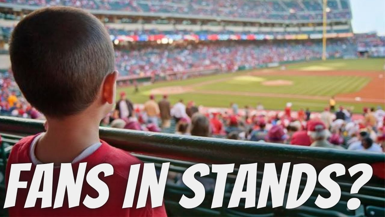 Download MLB New 2021 Guidelines...Fans In The Stands?