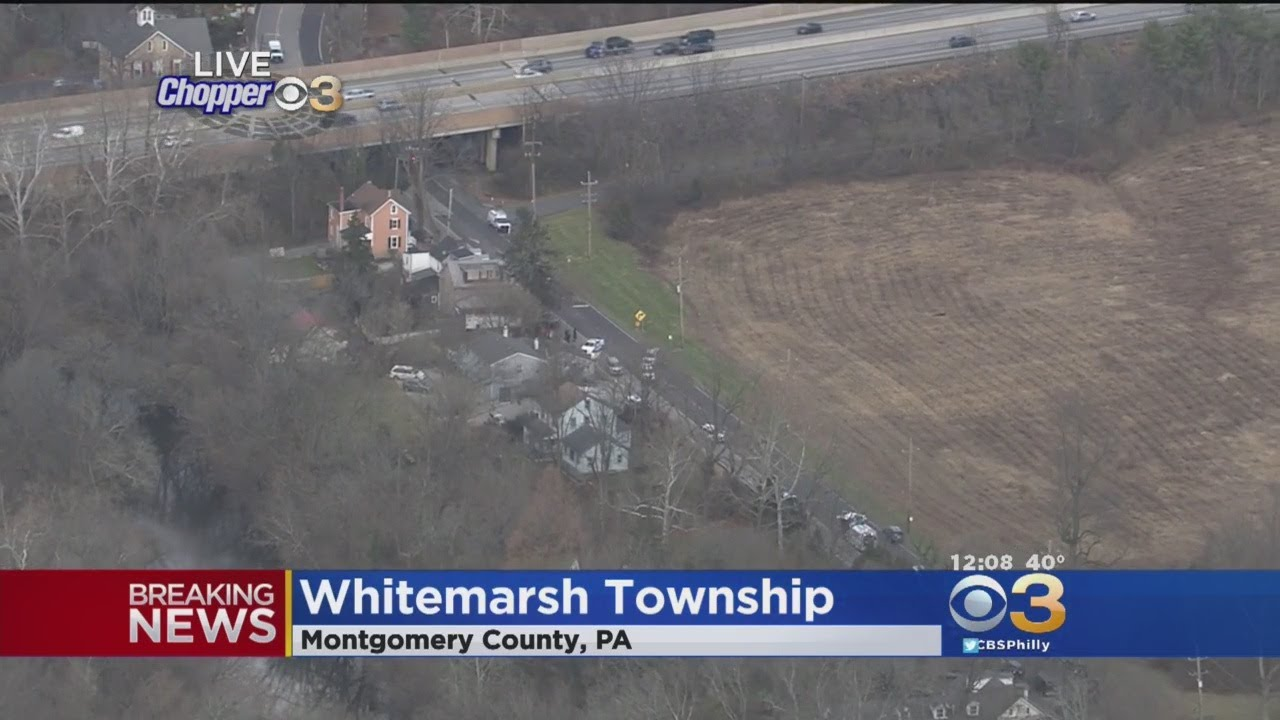 Police Activity Reported In Whitemarsh Township