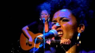 Mulheres Negras Ao Vivo - DVD PROMO Yzalú