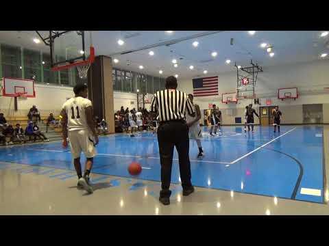 Norman Thomas vs East Harlem- 2nd Half