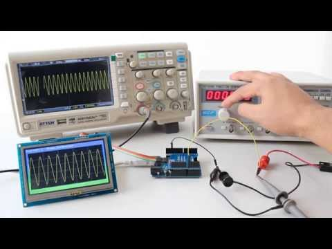 A PC and an Arduino: heres your DIY Oscilloscope