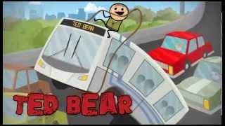 ted bear 2 cyanide and happiness fandub latino by niggafandub