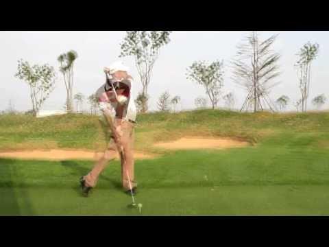 Jeev Milkha Singh swing sequence