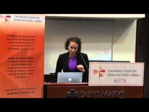 CCEPA: Marshall Lecture - Gender, Science, and Social Values - Dr. Sarah Richardson