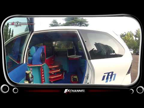Modifikasi Toyota Avanza Full Kosmetik Entertainment