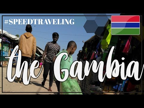 The Gambia - Land #49 [S1 P7]