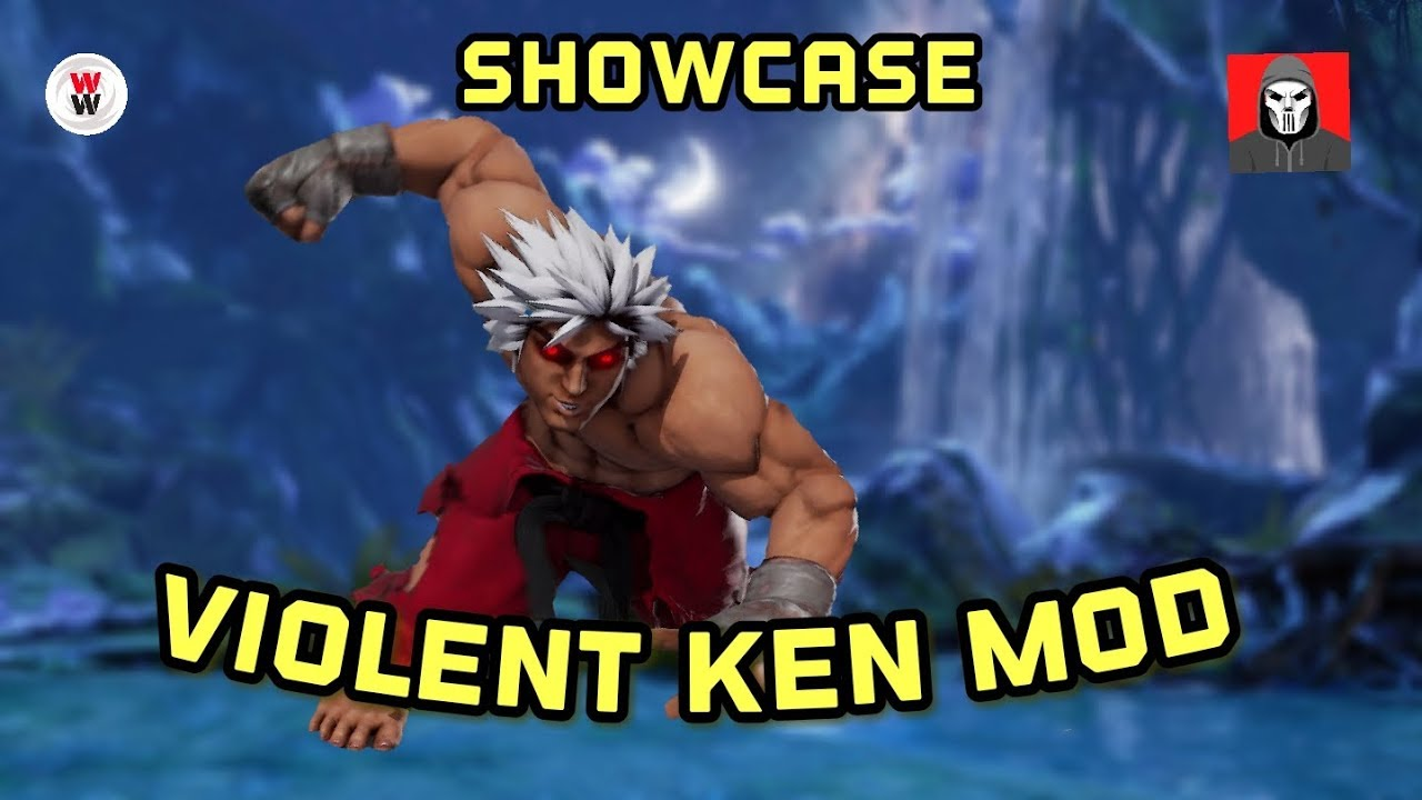Sfvae Violent Ken Mod By Xheczx Youtube