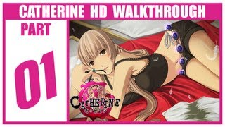 Catherine Walkthrough Part 1 Let