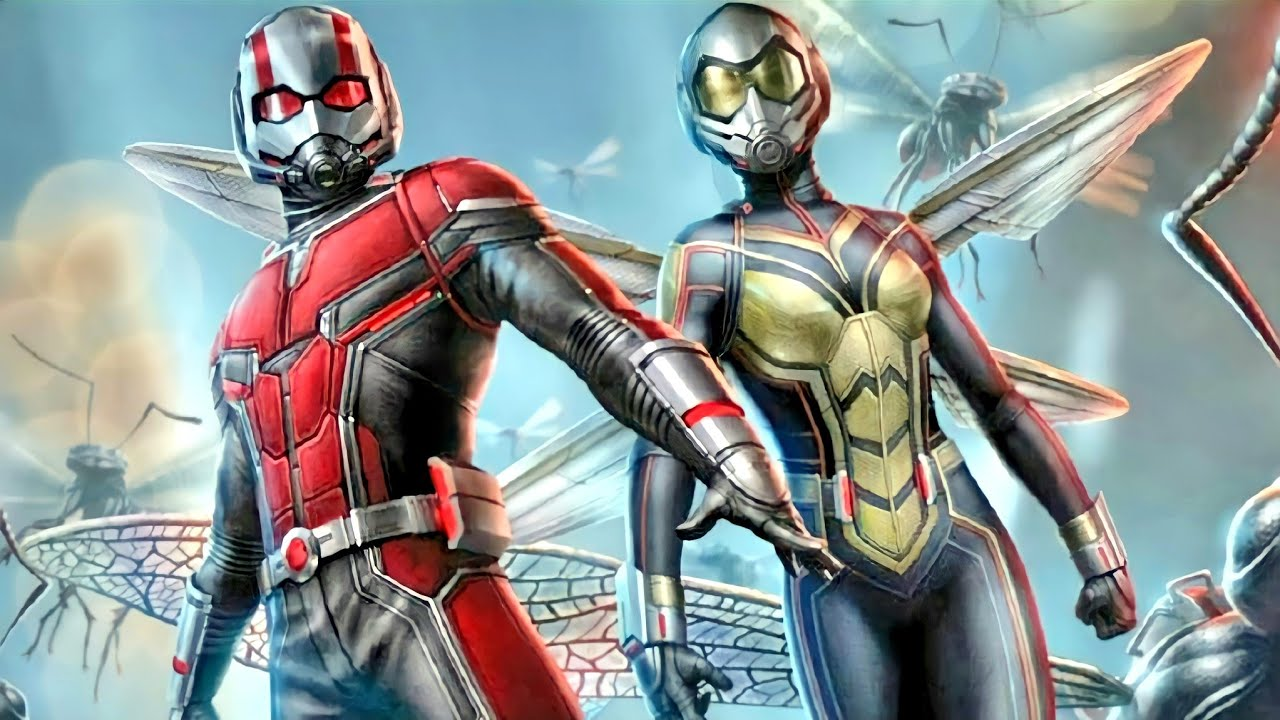 Download Ant-Man and the Wasp Movie explained in Hindi | Ant Man 2 Action/Adventure film Summarized in हिन्दी
