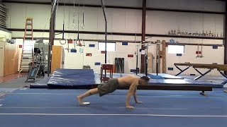FUN FITNESS IDEAS - PAPER PLATE SLIDER EXERCISES - At All American Gymnastics 4K Fitness