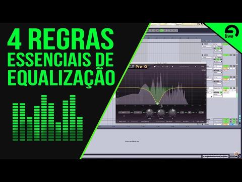 Equalização - As 4 Regras Essenciais - Ableton Live Tutorial Português