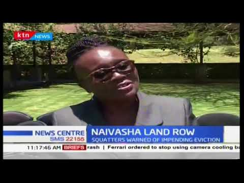 National land commission warns over forest land
