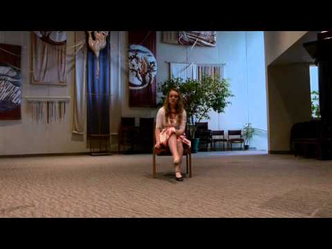 NYU Vocal Performance Steinhardt Prescreening Audition