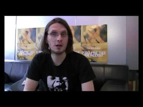 Video-Interview mit Steven Wilson von Porcupine Tree zur Plattenladenwoche