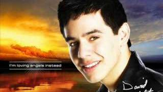 David Archuleta- When You Believe studio version