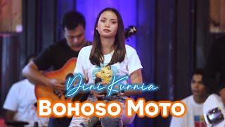 Dini Kurnia Bohoso Moto Akustik Koplo Live