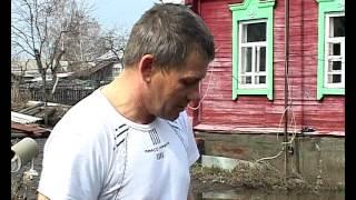 Сердобск ТВ   Последствия половодья 2012 16 04 12