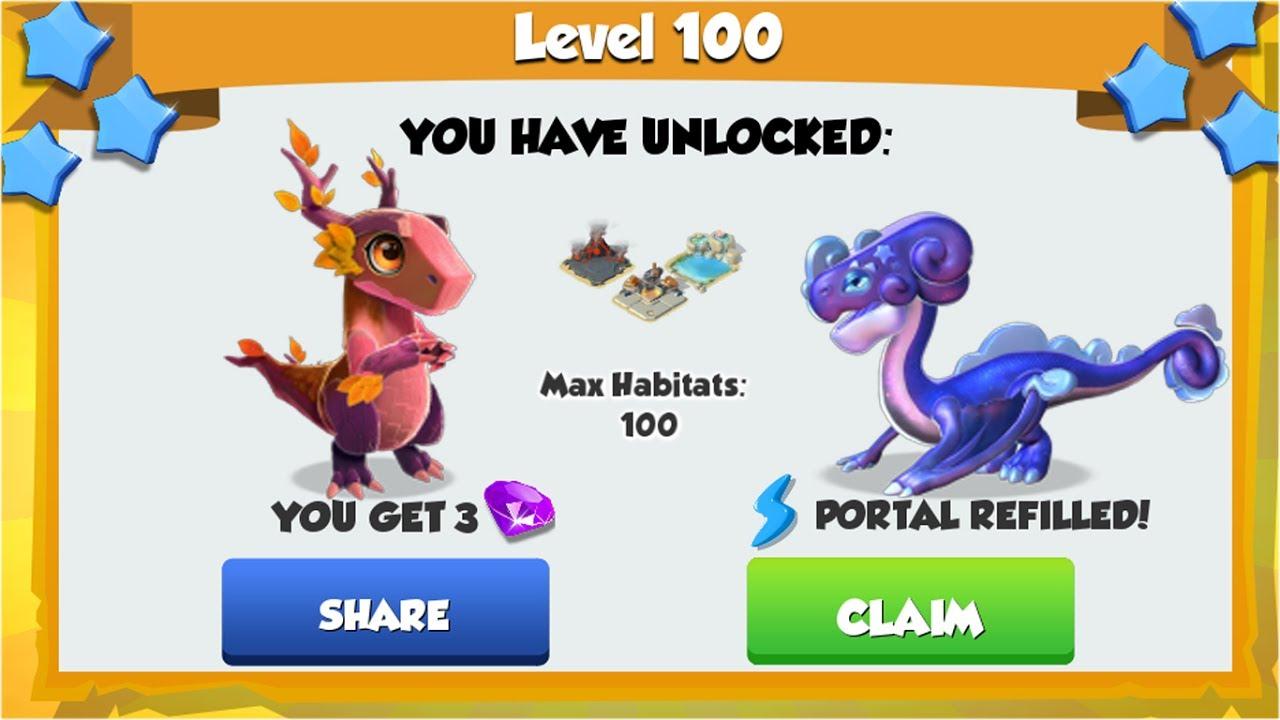 Dragon Mania Legends Max Level 100 Gameplay Walkthrough Part 309