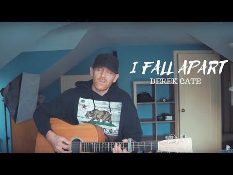 I Fall Apart Post Malone (Acoustic) Cover by Derek Cate