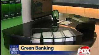 TD Bank's new location goes green